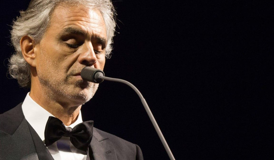 Watch Together: Andrea Bocelli, Music For Hope