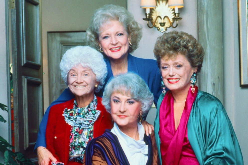 The Golden Girls is Back and It's Exactly What We Need Right Now!