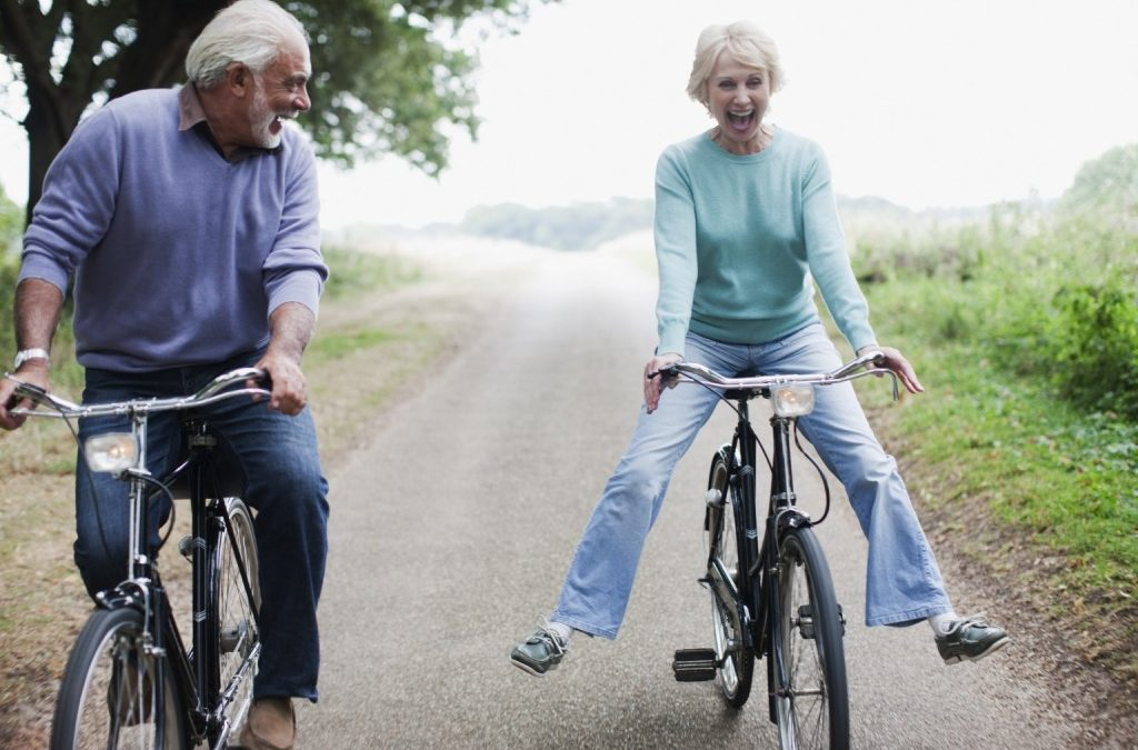 Want to Beat the Boredom and Give Your Brain a Boost? Get On Your Bike!