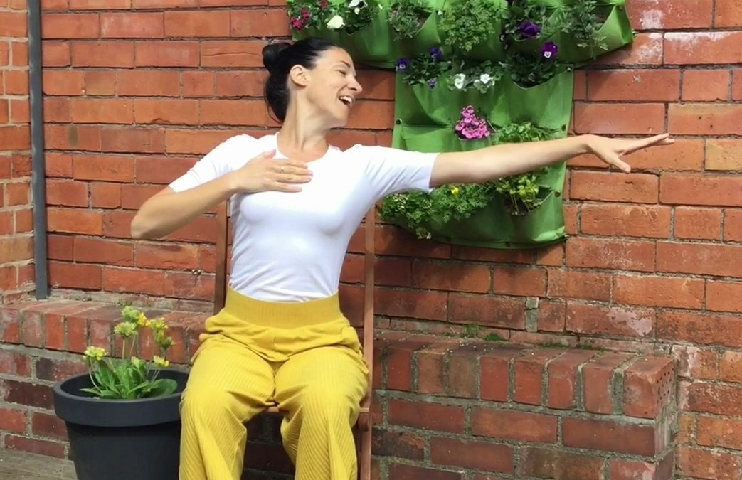 Brighten Up Your Day With Our Seated Dance Workshop