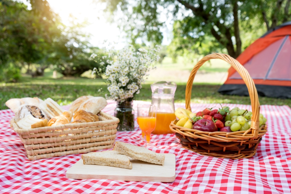 Forget the BBQ, picnics are this summer's hottest food trend