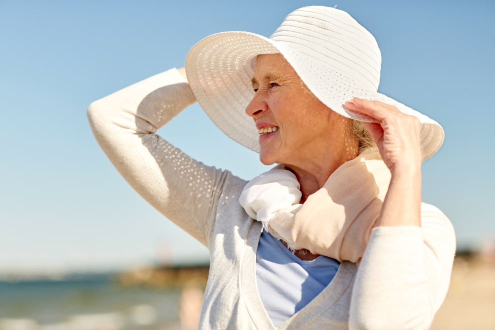 Hot Weather Can Impact Older People's Health. Here's How To Stay Safe and Cool.