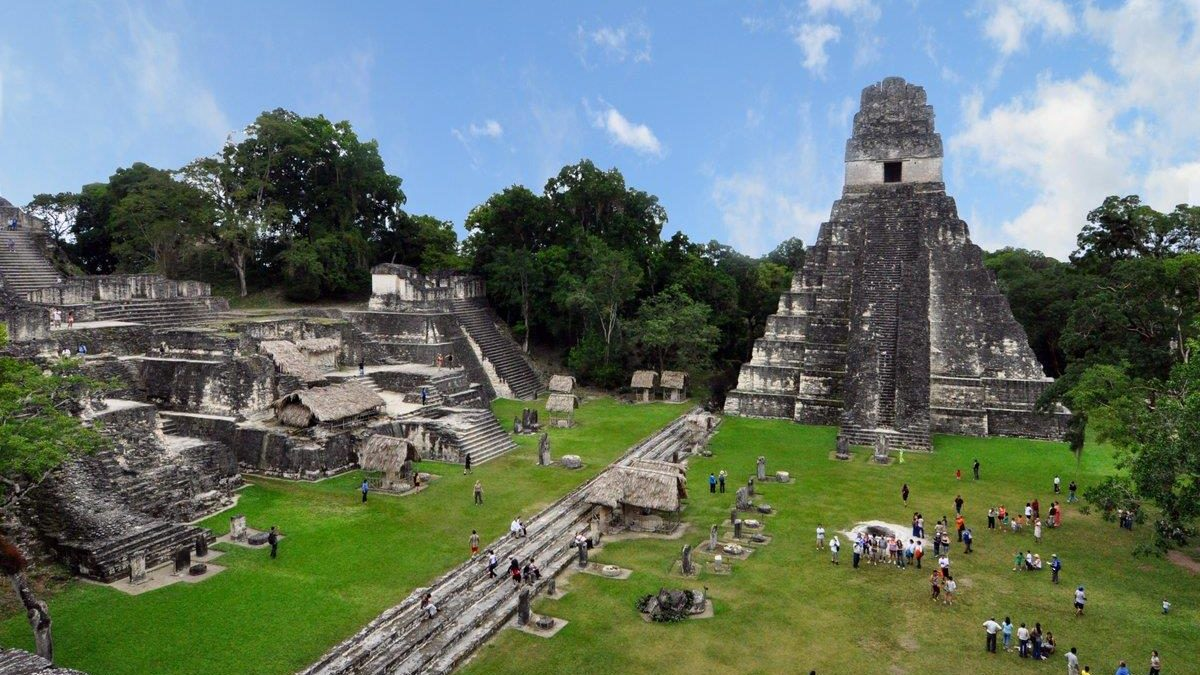 A visit to Guatemala part 1: A trip to the ancient city of Tikal