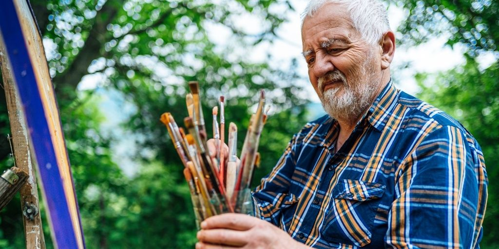 Free Online Creative Classes For Older People