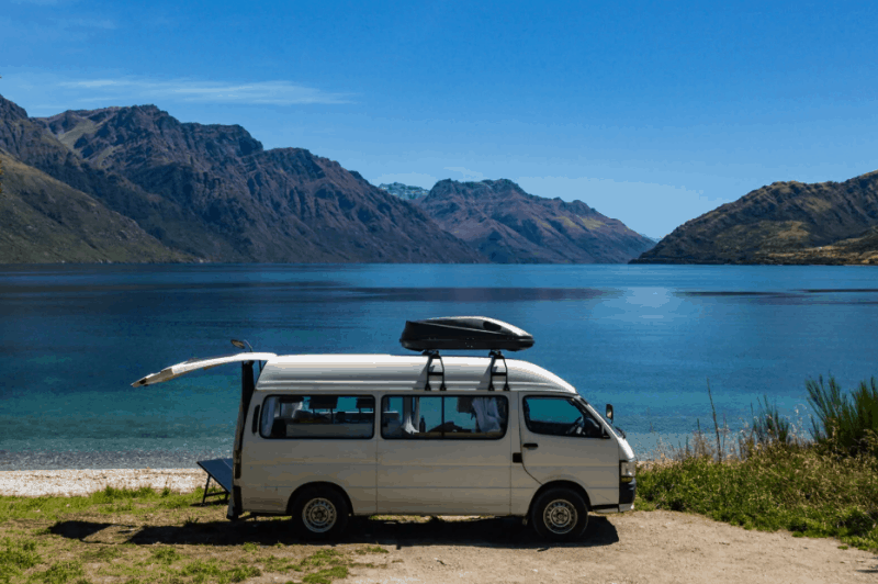 New Zealand: There and Back Again