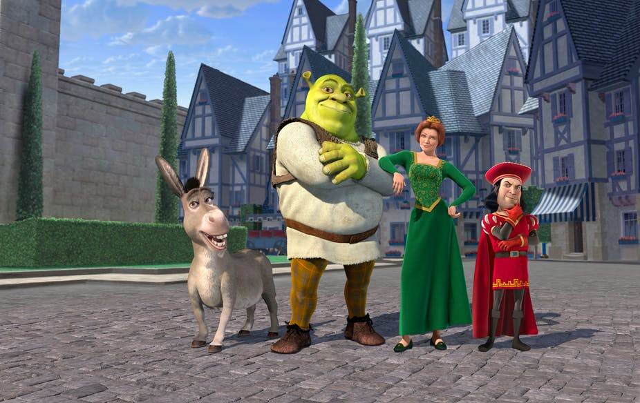 Shrek at 20: celebrating the film's unique brand of animated anarchy and sardonic irreverence