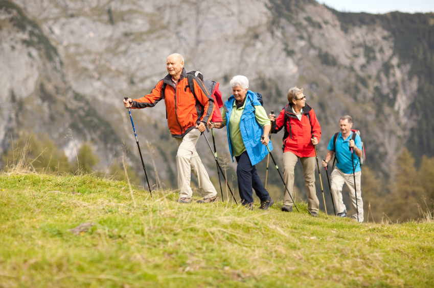 Hiking isn't just good for your body – it's good for your mind too