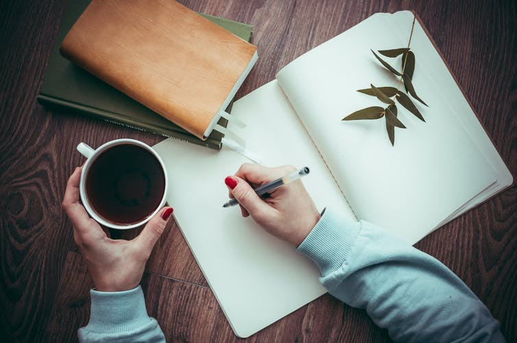 Writing can improve mental health – here's how