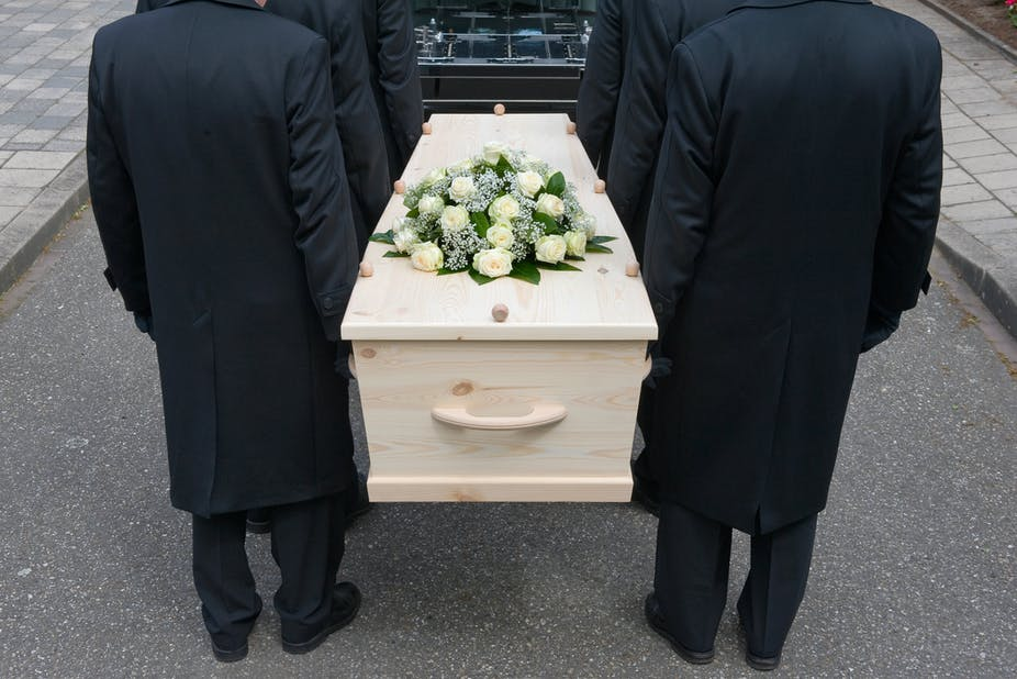 UK local councils failing people who can't afford a funeral, says new report